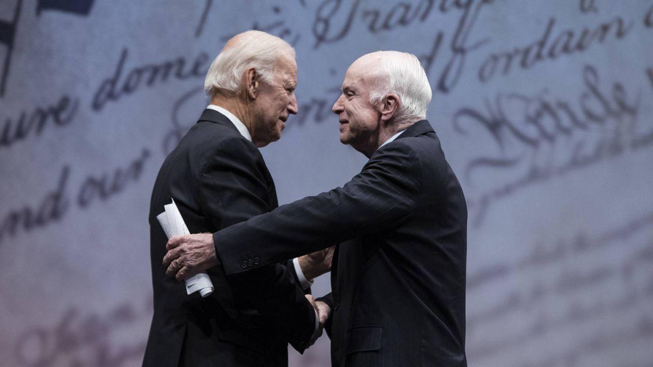 Former Staffers For Mccain Romney Bush Support Biden
