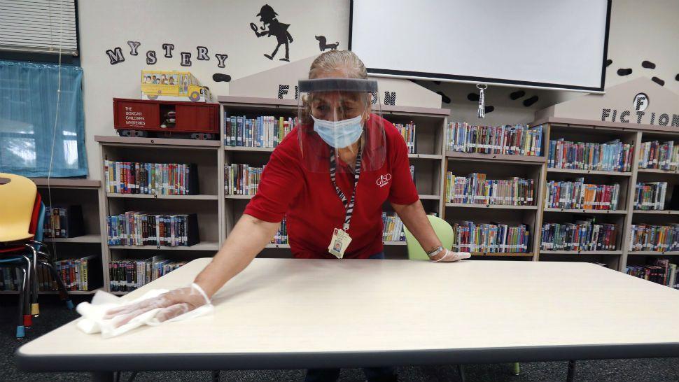 Hillsborough County Schools Have Had 206 Coronavirus Cases