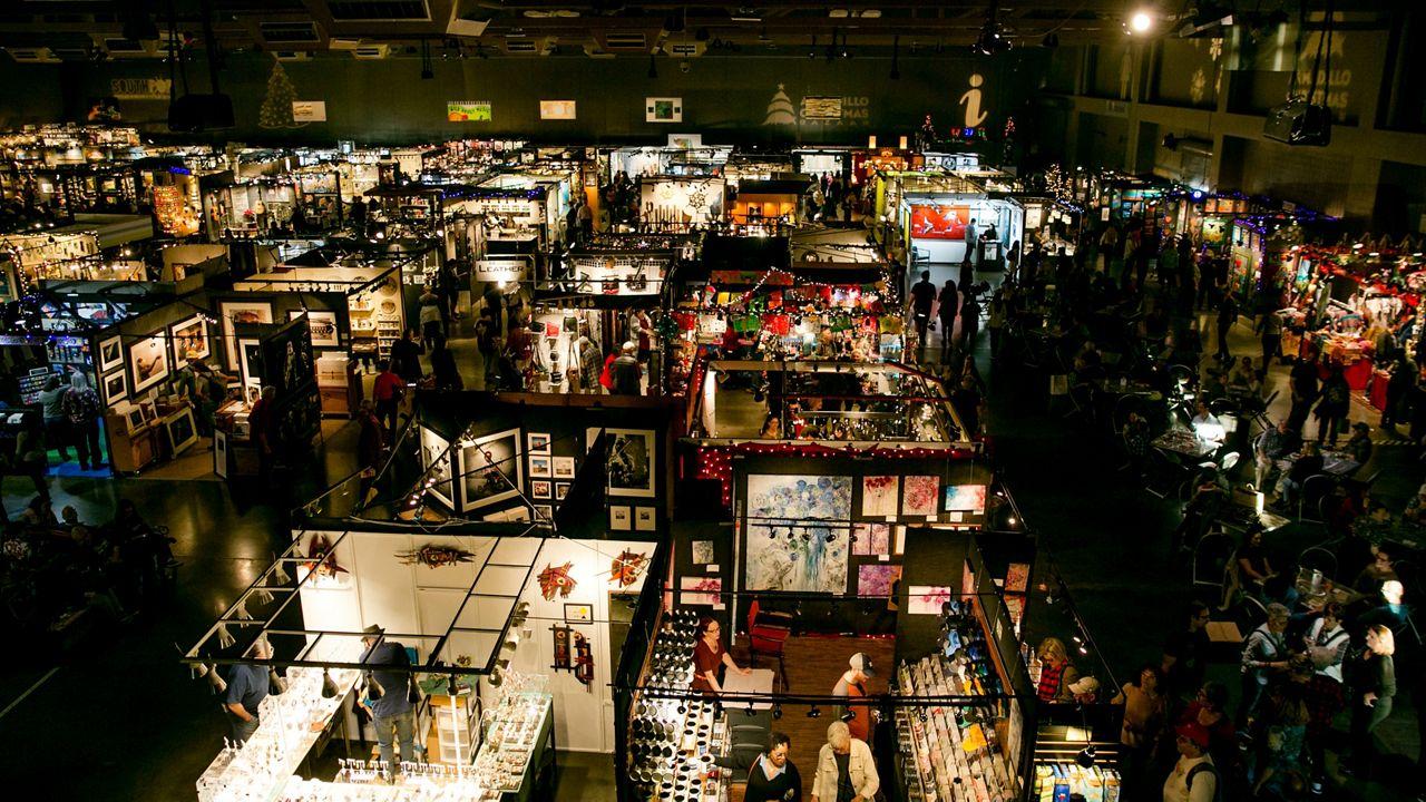 Armadillo Christmas Bazaar Going Virtual This Year