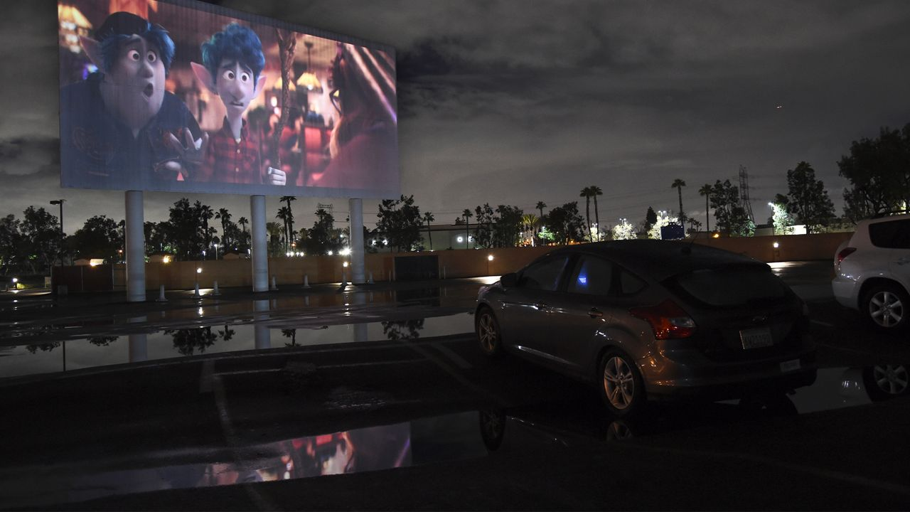 Drive In Movie Theaters Are Having A Moment Amid Covid 19