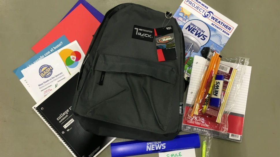 4,500 Free Backpacks to be Given to AISD Students Saturday