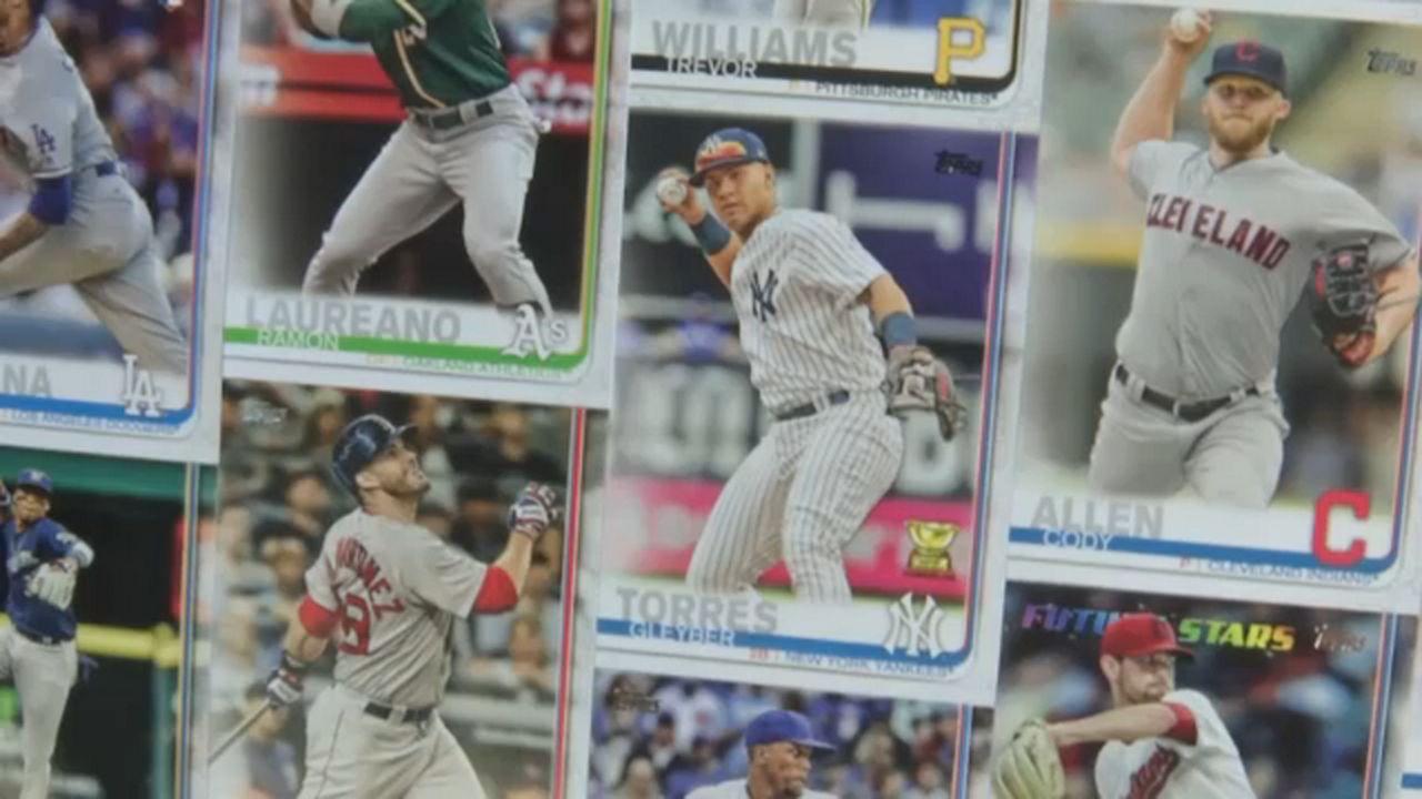 Brooklyn Celebrates National Baseball Card Day