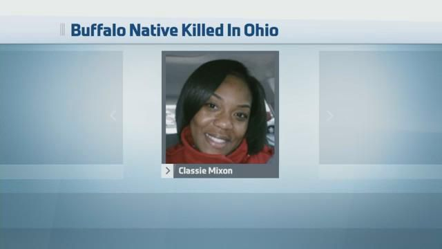 buffalo native shot and killed in ohio  police believe at