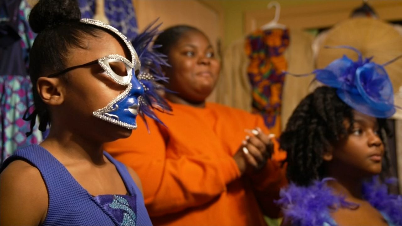 By Her Own Design: A Bullied Teen Turned Fashion Designer