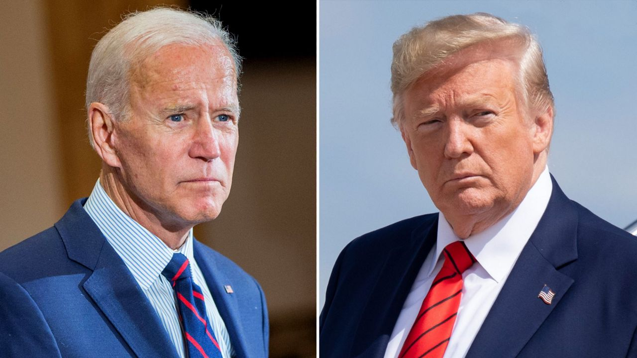 Dueling Rallies: President Trump, Biden Both To Hit Tampa Thursday