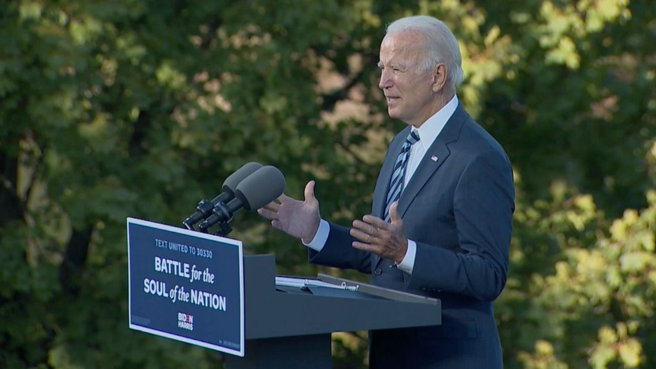 Joe Biden Adds Stops Thursday in Tampa, Broward County as Campaign Heats Up in Final Days
