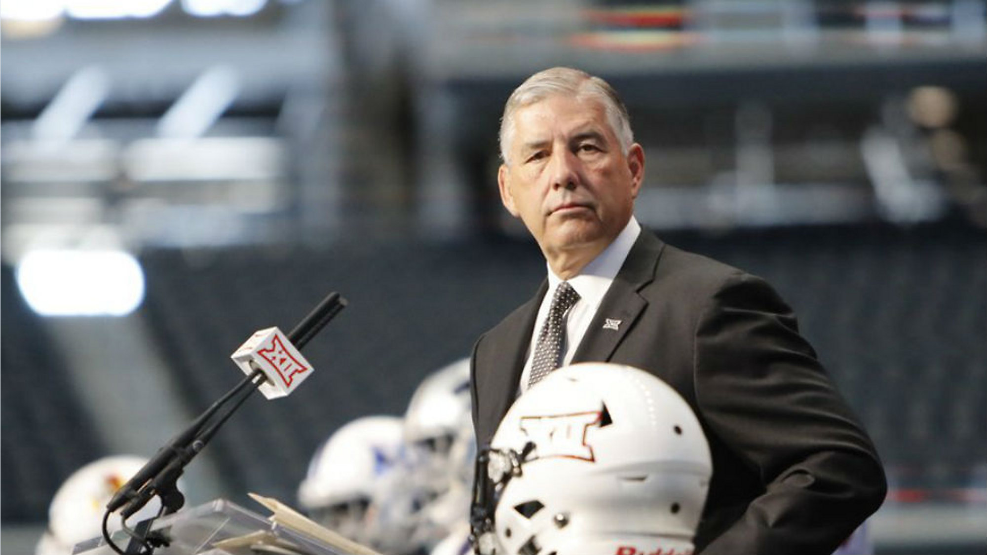 AP Sources: Big 12 Conference Decides Against Expansion