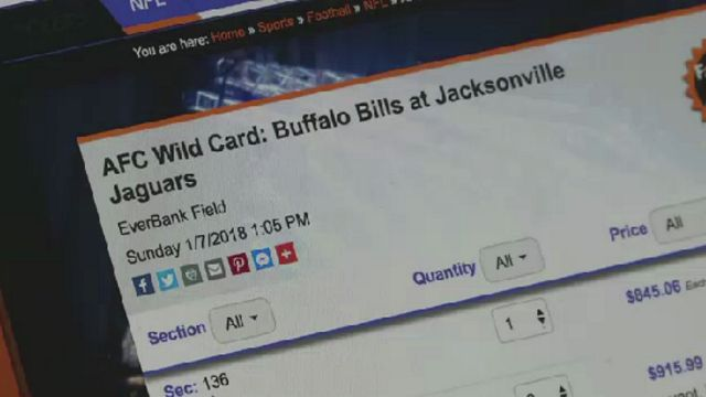 bills ticket prices soaring as demand for playoff game