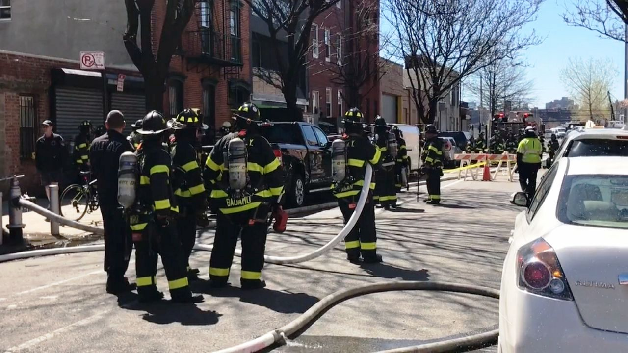 FDNY: Five Buildings Evacuated in Brooklyn Due to Gas Leak