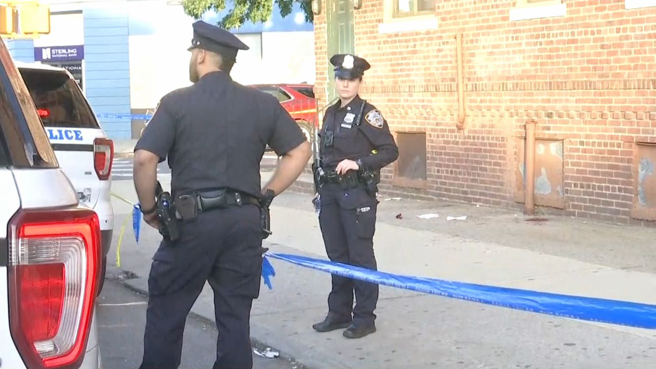 Dramatic Police Chase After Double Stabbing in Brooklyn