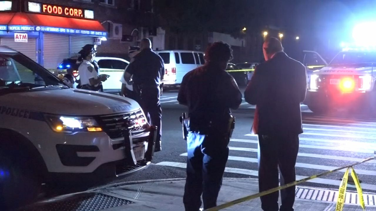 NYPD: Multiple People Shot in Brooklyn