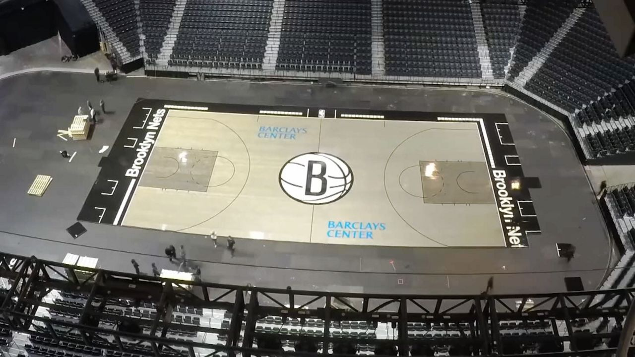 Brooklyn Nets Set For Season With New Stars And New Court