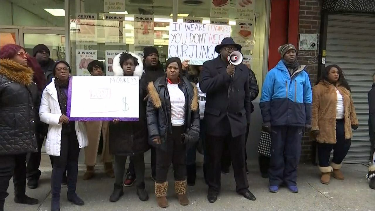 Protesters Accuse Brooklyn Butcher Shop of Racism