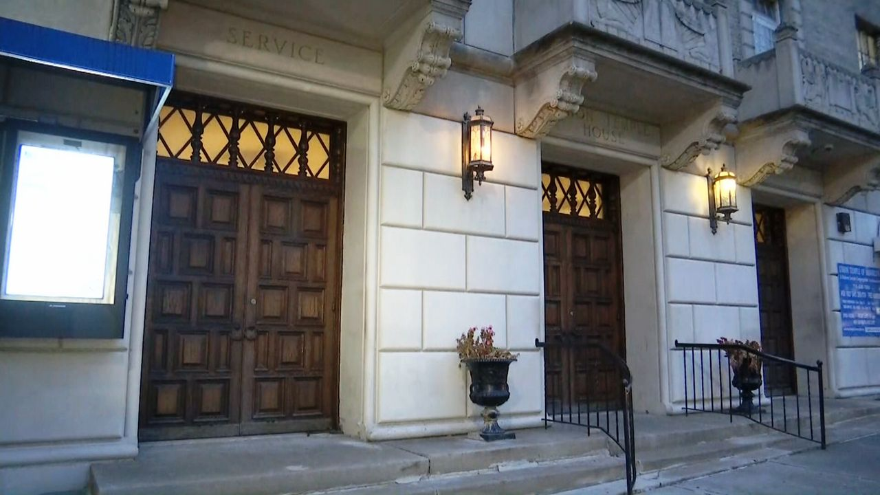 Anti-Semitic Graffiti Found in Prospect Heights Synagogue