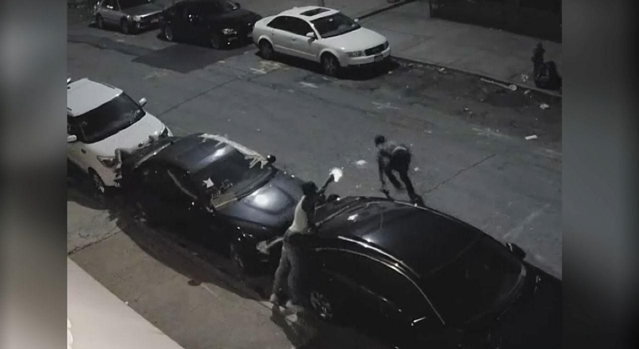Wild Brooklyn Street Shooting Caught on Video