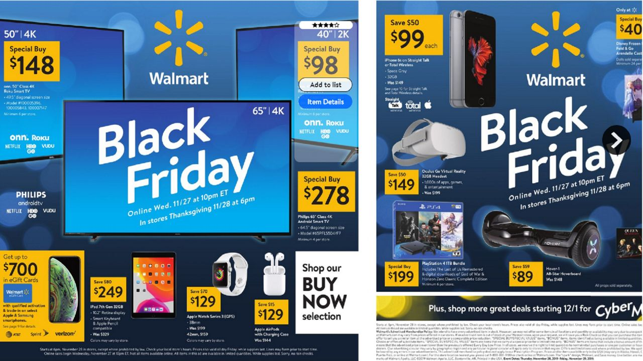 Your Black Friday Savings Guide Walmart