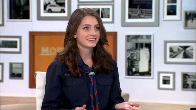 City teen determined to break down Boy Scouts gender barriers
