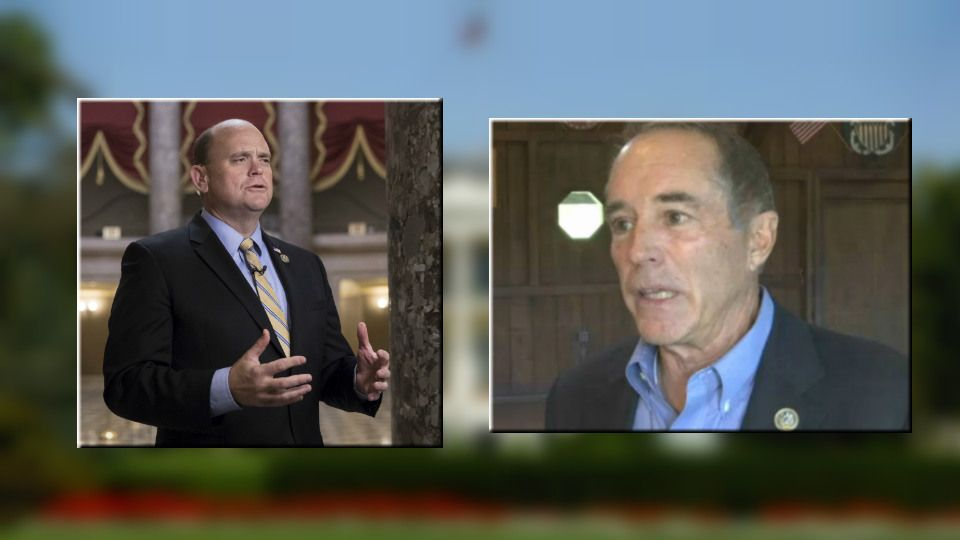 reed  collins disagree on federal spending plan