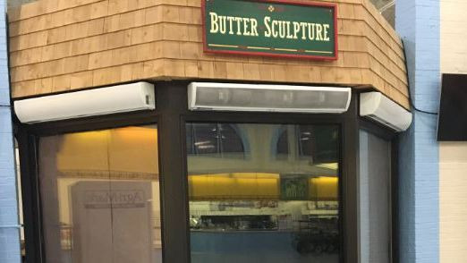 2019 Butter Sculpture Revealed: See It Here