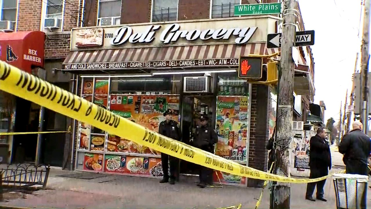 Man Charged in Shooting Death of Bronx Deli Worker