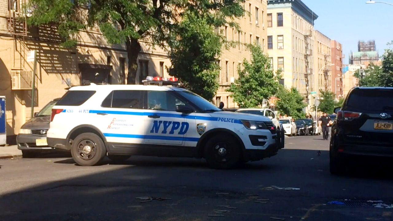 Police Investigate Triple Bronx Shooting