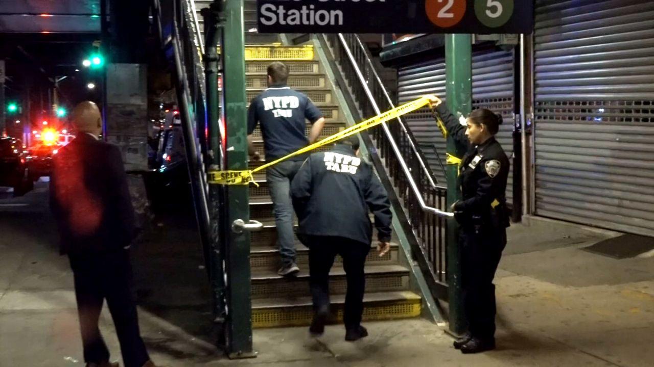Sujeto realiza disparos en estación del 'subway' en El Bronx