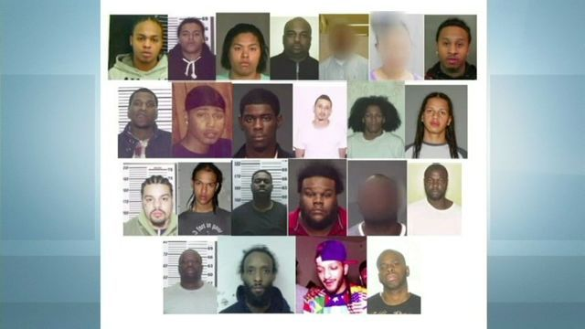 Bronx DA: 23 Alleged Gang Members Indicted on Gun and Drug