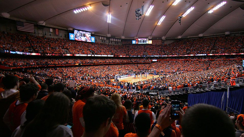With Renovations Will Carrier Dome Have Its Name Changed