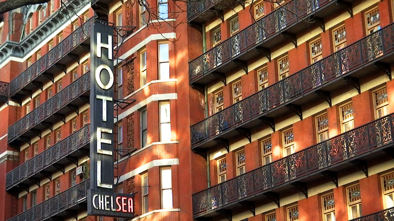 What S Going On Inside The Chelsea Hotel