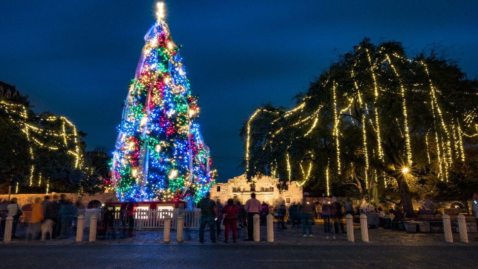 Fredericksburg Texas Christmas 2020 10 Best Places to Spend Christmas in Texas