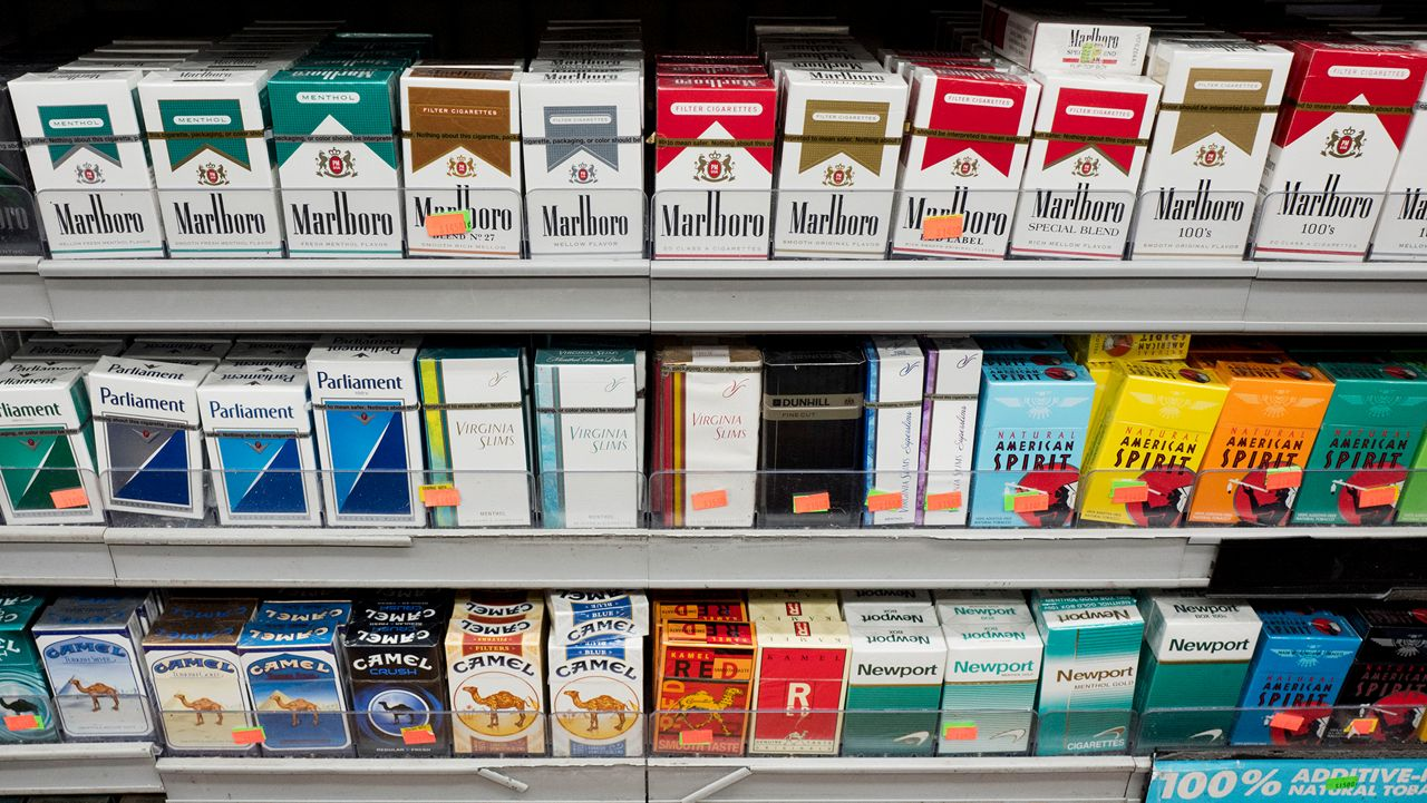 Base price of cigarettes in NYC up to $13 a pack