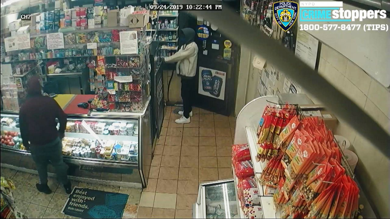 NYPD Investigating Series of Gunpoint Robberies Across City