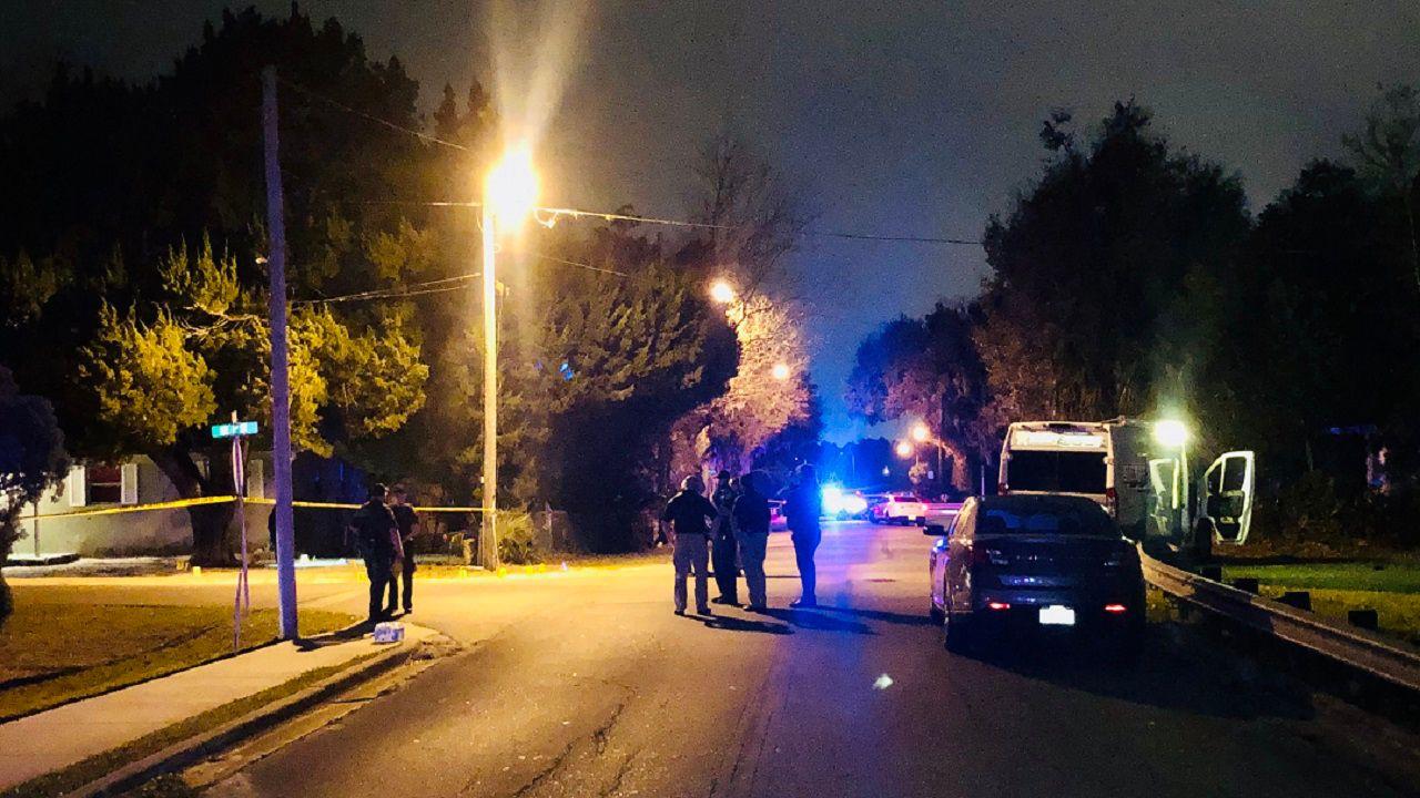 Gunman Sought After Fatal Crystal River Shooting