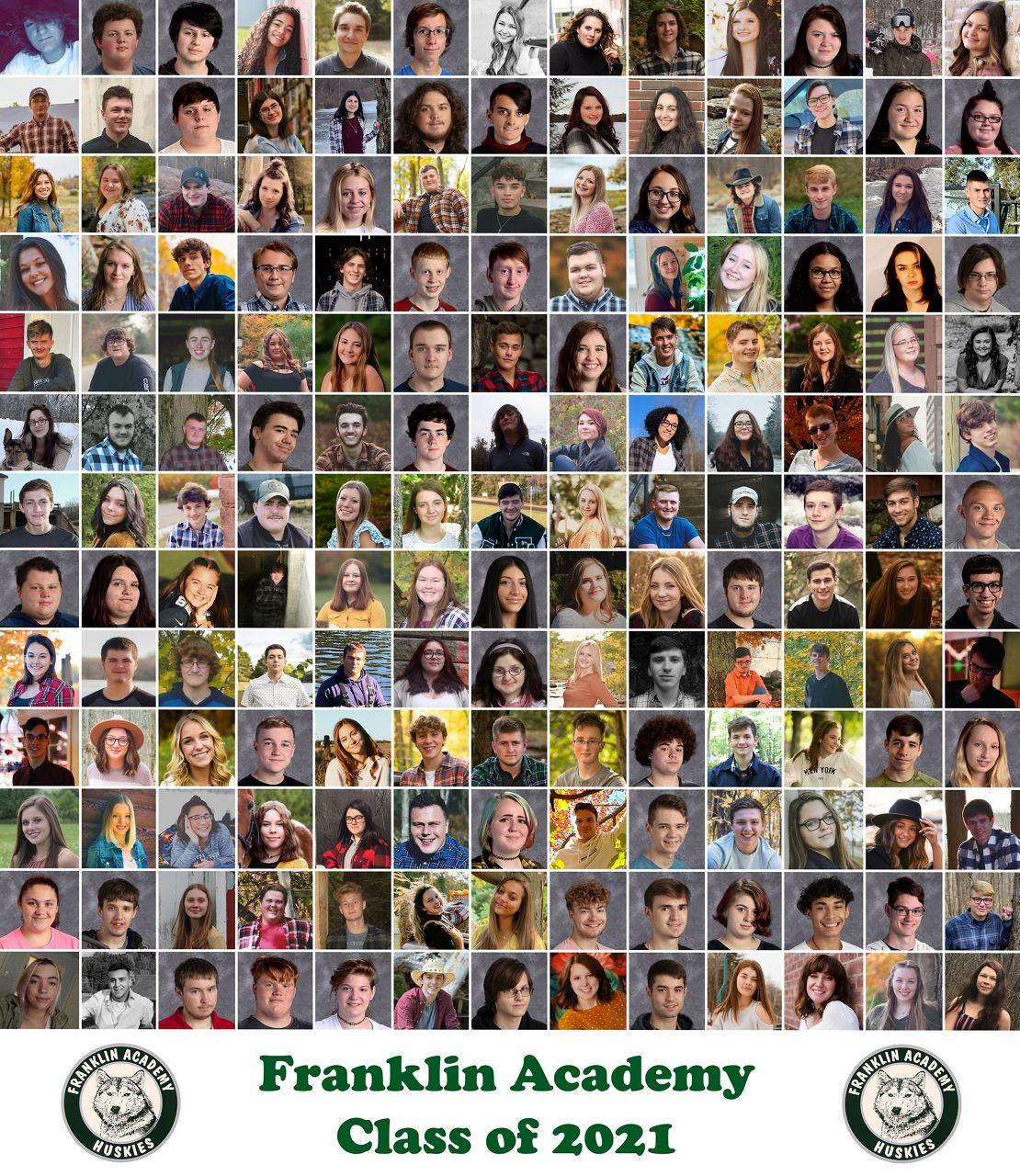 Class of 2021 CNY Franklin Academy