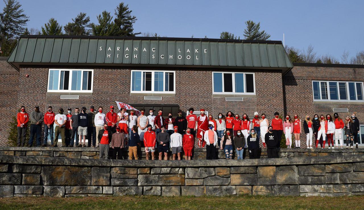 Class of 2021 Saranac Lake