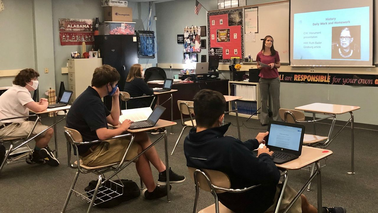 Districts Formulating Plans To Make Sure Students Don't Fall Behind