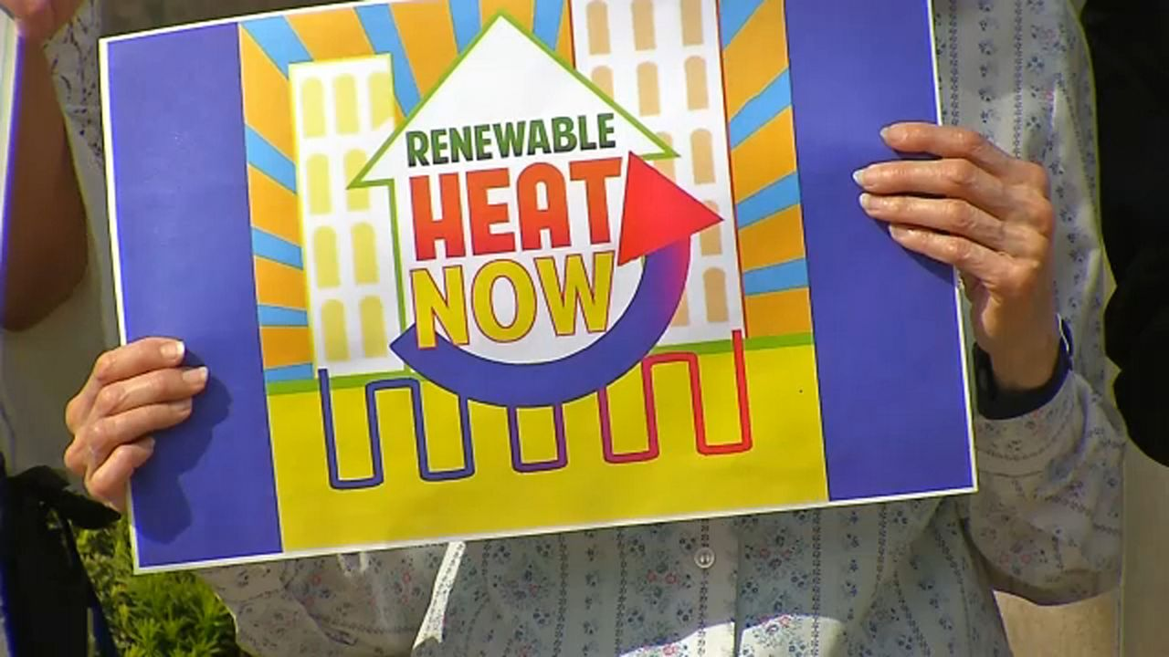 Community Rallies for Climate Protection
