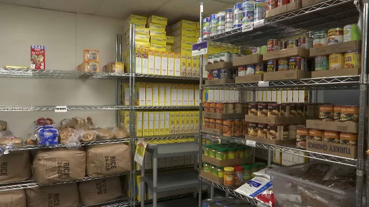 Local Salvation Army In Need of Food