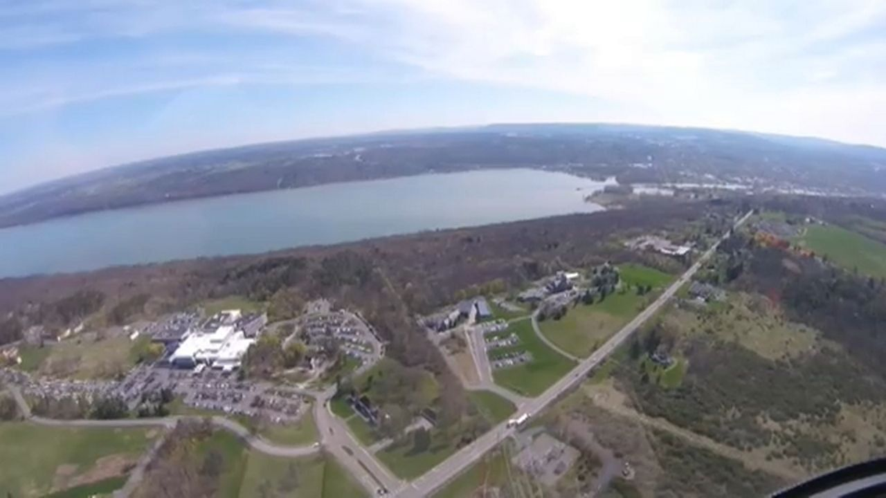 Get a Bird's Eye View of the Finger Lakes
