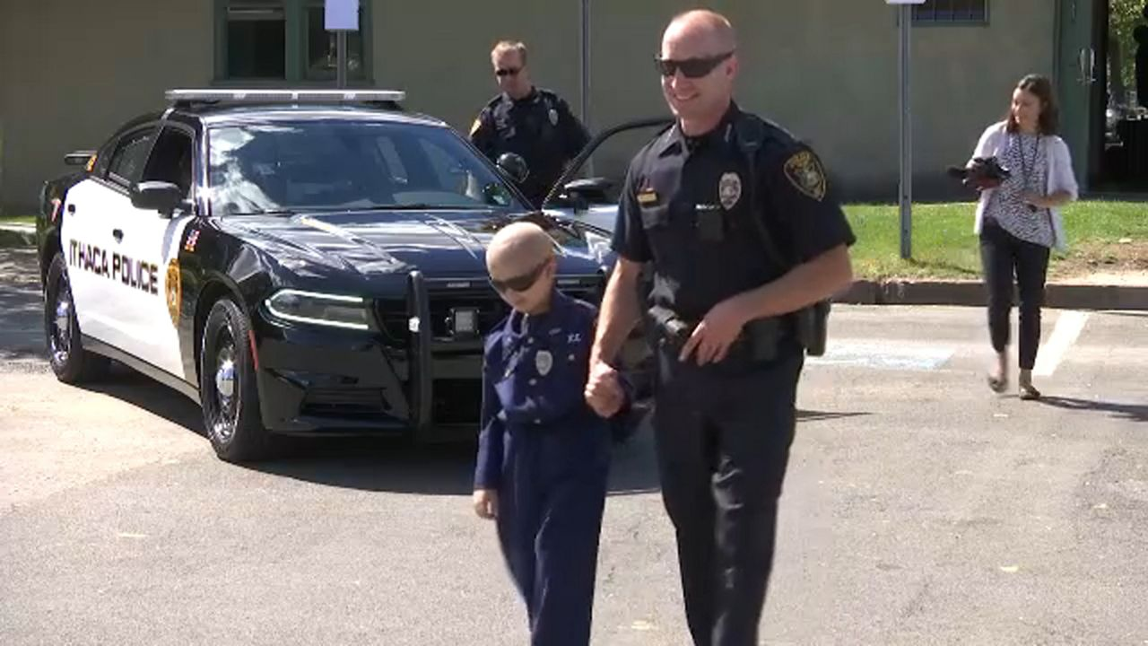 Syracuse St. Jude Gala Honors Officer Colin