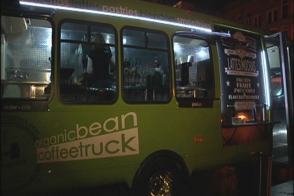 Triad Man Opens Successful Coffee Truck Business