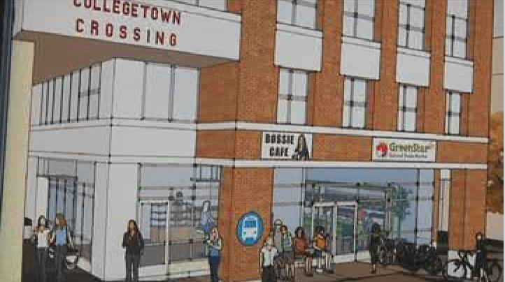 Developers Break Ground on Collegetown Crossings