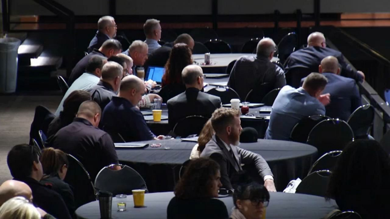 500 Law Enforcement Leaders Attend 'GIVE' Symposium in Albany