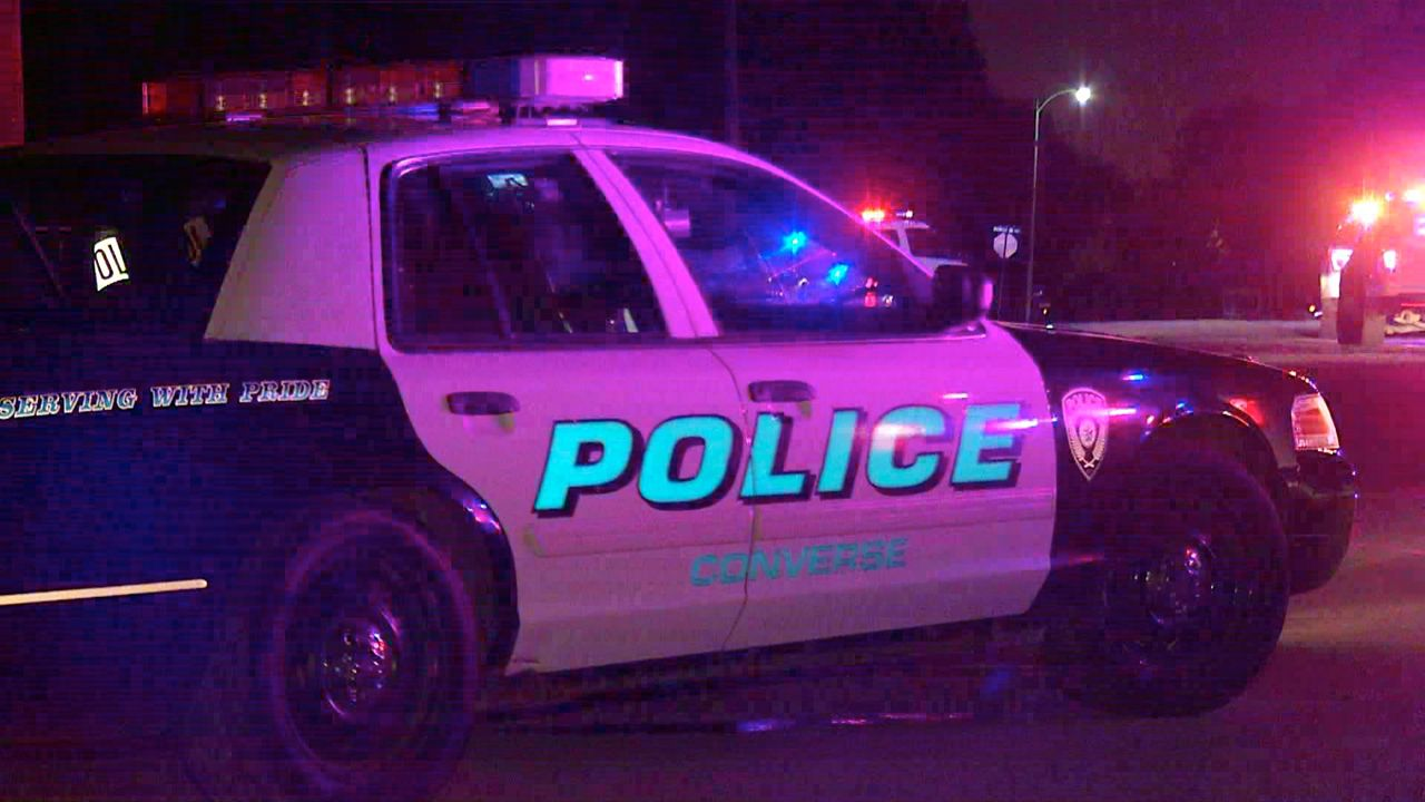 Police Investigate Report of Shots Fired in Converse
