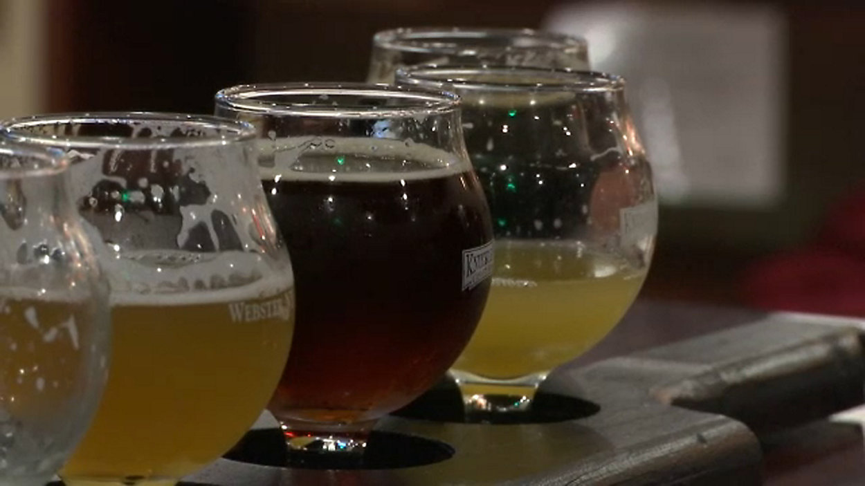 Cuomo signs bill exempting flights of beer from sales tax