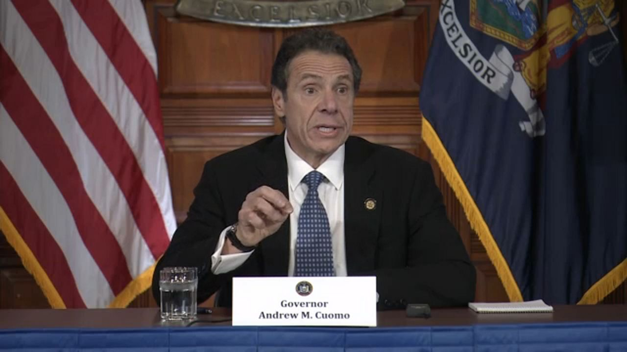 Cuomo Tightens Work-From-Home Order
