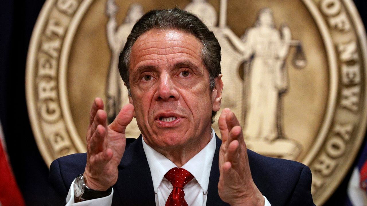 Cuomo expresses concern about WNY's high COVID-19 positivity rate