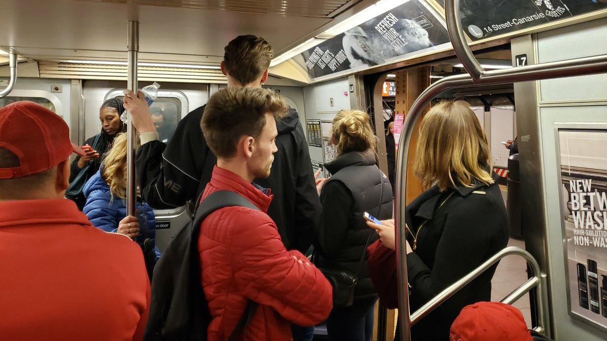 Fewer 'L' Trains May Run on Nights and Weekends for Repairs