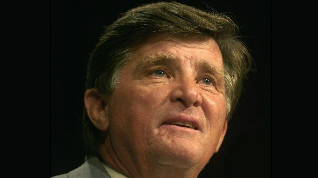 Former UNC Athlete Talbott Dead of Cancer at 75