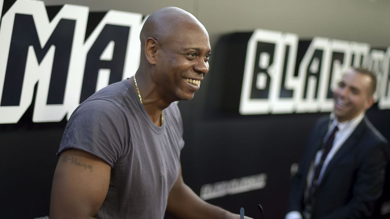 Dave Chappelle Announced For 3-Night Run at Stateside Theatre